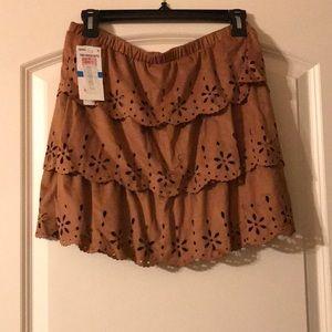 Girls, size XL, skirt
